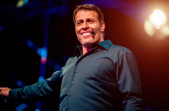 O desafio de 10 dias que mudou a vida de Tony Robbins (e vai mudar sua vida também)